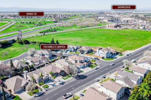 1764 Daniels Street, Manteca, CA 95337 (MLS #221012647) :: The MacDonald Group at PMZ Real Estate