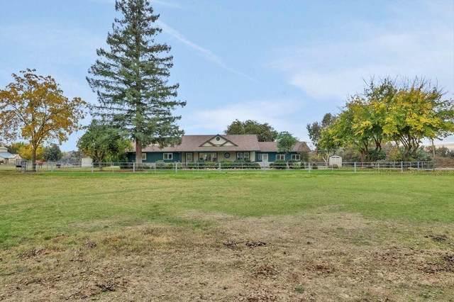 15830 Morrison Road, Oakdale, CA 95361 (MLS #221012672) :: Live Play Real Estate | Sacramento