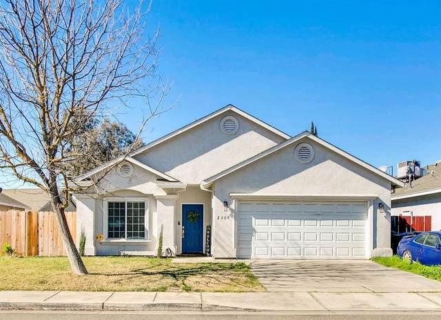 2309 Whipplewood Drive, Atwater, CA 95301 (MLS #221013275) :: Heidi Phong Real Estate Team