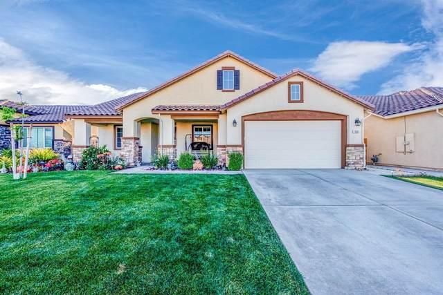 1635 Dock Avenue, Los Banos, CA 93635 (#221013861) :: Jimmy Castro Real Estate Group