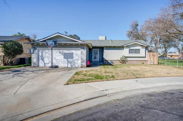 249 N Santa Rita Street, Los Banos, CA 93635 (MLS #221014359) :: Keller Williams - The Rachel Adams Lee Group