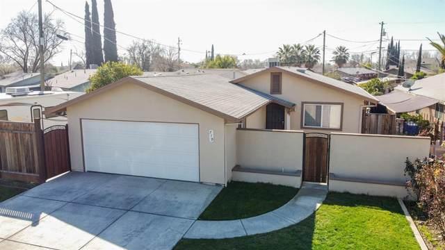 719 E B Street, Los Banos, CA 93635 (MLS #221014407) :: Keller Williams - The Rachel Adams Lee Group