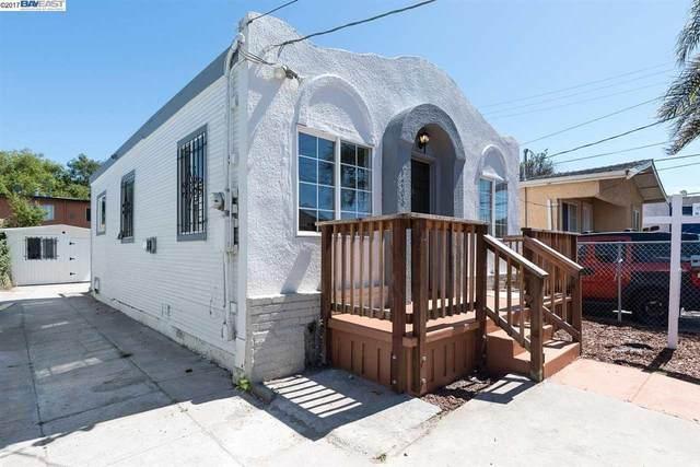 1208 78th, Oakland, CA 94621 (#221014703) :: Rapisarda Real Estate