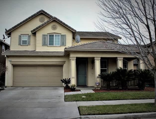 4342 Oakfield Drive, Turlock, CA 95382 (MLS #221015164) :: Keller Williams Realty