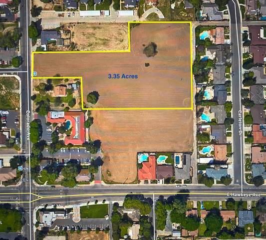 0 1710 Colorado Ave, Turlock, CA 95380 (MLS #221015706) :: The MacDonald Group at PMZ Real Estate
