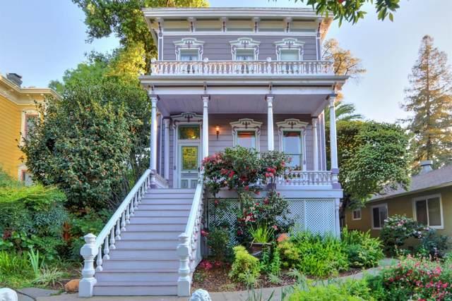 1728 P. Street, Sacramento, CA 95811 (MLS #221016208) :: Heidi Phong Real Estate Team