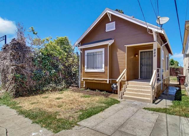 989 91St. Ave, Oakland, CA 94603 (MLS #221021269) :: Live Play Real Estate | Sacramento