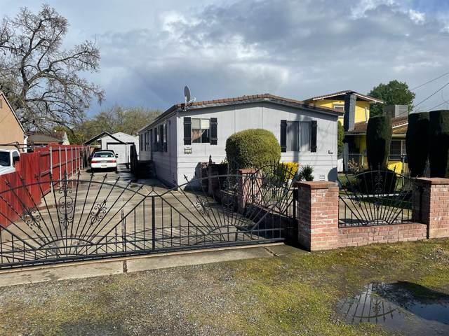 28 N Adelbert Avenue, Stockton, CA 95215 (MLS #221021469) :: eXp Realty of California Inc