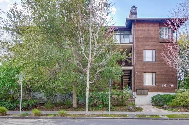 768 Bryant Street #3, Palo Alto, CA 94301 (MLS #221023224) :: The MacDonald Group at PMZ Real Estate