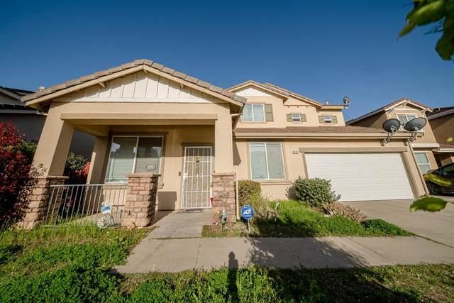 8247 Crichton Way, Elk Grove, CA 95758 (MLS #221023485) :: Heidi Phong Real Estate Team