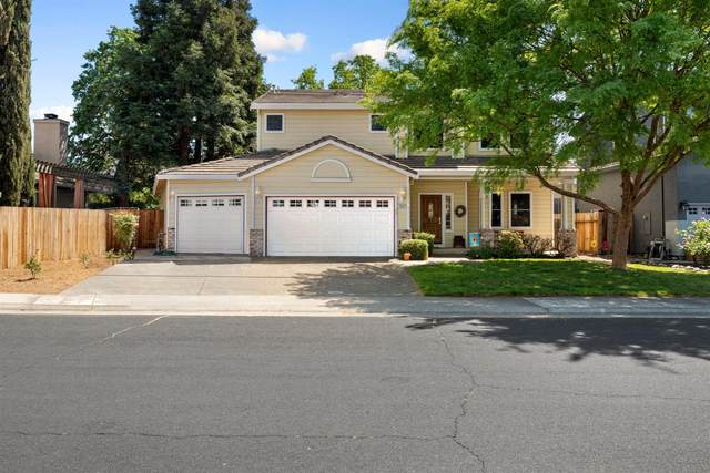 1337 Palmerston Loop, Roseville, CA 95678 (MLS #221023507) :: The Merlino Home Team