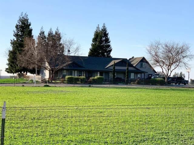 4541 Ellenwood Road, Oakdale, CA 95361 (MLS #221023659) :: eXp Realty of California Inc