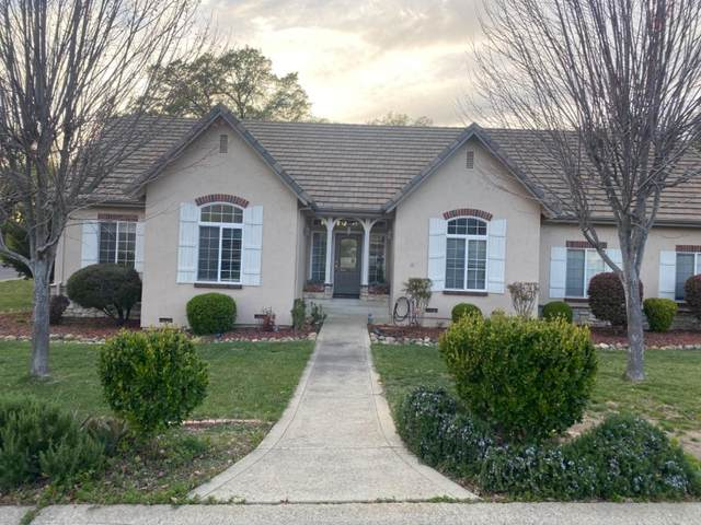 6258 E Puerto Drive, Rancho Murieta, CA 95683 (MLS #221023915) :: eXp Realty of California Inc