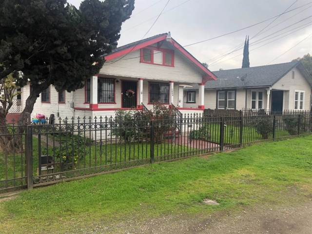 1424 W Hazelton Avenue, Stockton, CA 95203 (MLS #221024747) :: The MacDonald Group at PMZ Real Estate