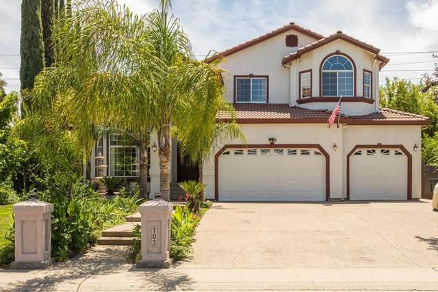 103 Sierra Oaks Court, Roseville, CA 95678 (MLS #221025118) :: eXp Realty of California Inc