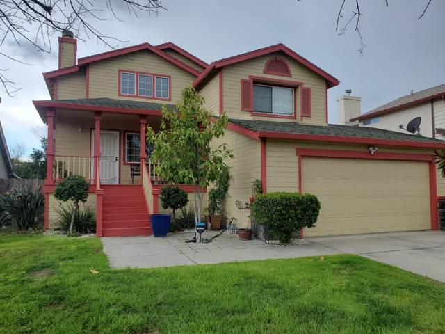 912 Crater Avenue, Modesto, CA 95351 (MLS #221025723) :: The MacDonald Group at PMZ Real Estate