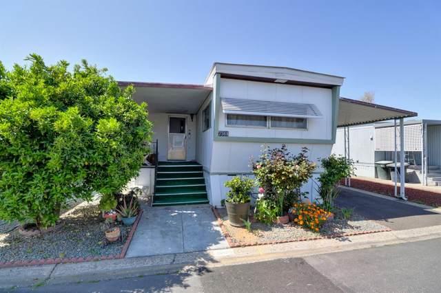 7368 Sanborn Lane #68, Sacramento, CA 95823 (MLS #221026742) :: Heidi Phong Real Estate Team