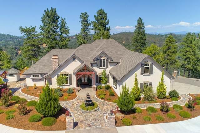5390 Lost Creek Road, Shingle Springs, CA 95682 (MLS #221027425) :: eXp Realty of California Inc