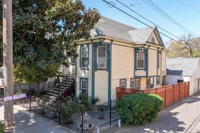 2016 9th Street, Sacramento, CA 95818 (#221027575) :: Jimmy Castro Real Estate Group