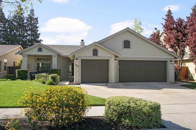 327 Glenbriar Circle, Tracy, CA 95377 (MLS #221027676) :: The MacDonald Group at PMZ Real Estate