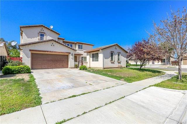 231 Sorrel Court, Patterson, CA 95363 (#221027686) :: Jimmy Castro Real Estate Group