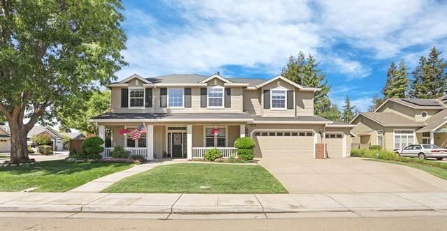 2551 Basque Drive, Tracy, CA 95304 (MLS #221028010) :: Heidi Phong Real Estate Team