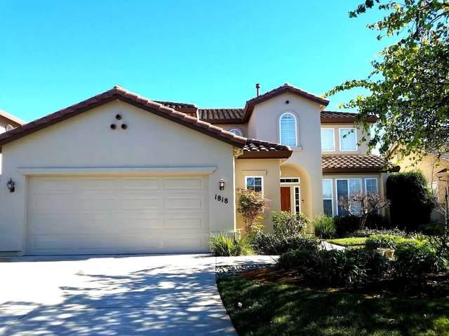1818 W Lancashire Drive, Salinas, CA 93906 (MLS #221028131) :: eXp Realty of California Inc