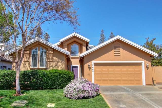 2445 Fallwater Lane, Carmichael, CA 95608 (MLS #221029520) :: 3 Step Realty Group