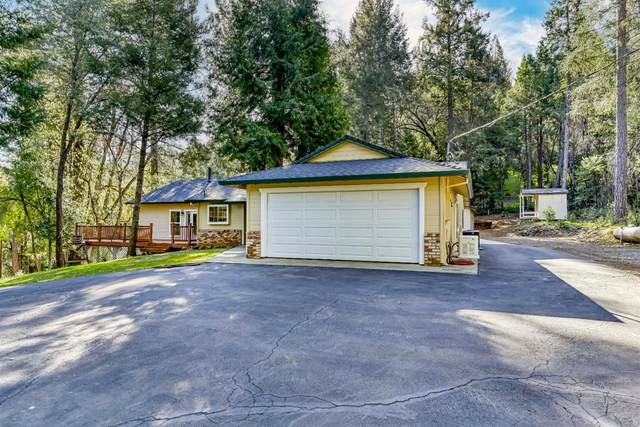 5257 Cold Springs Drive, Foresthill, CA 95631 (MLS #221029654) :: eXp Realty of California Inc