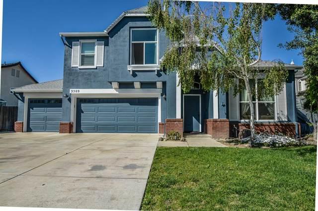 3509 Gisborne, Modesto, CA 95355 (MLS #221029829) :: eXp Realty of California Inc