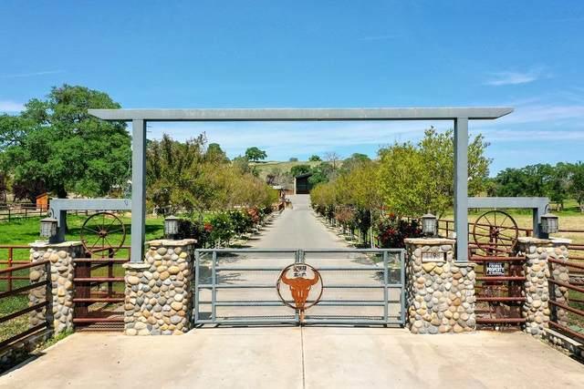 4498 S Burson Road, Valley Springs, CA 95252 (#221029972) :: The Lucas Group
