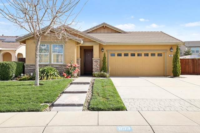 893 Clearwater Creek Blvd, Manteca, CA 95336 (#221030023) :: The Lucas Group