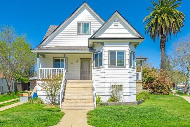100 Roseville Street, Roseville, CA 95678 (MLS #221030177) :: Keller Williams - The Rachel Adams Lee Group