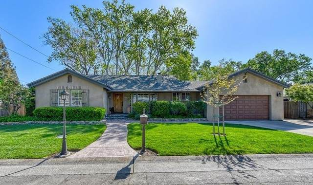 3706 Garden Court, Carmichael, CA 95608 (MLS #221030369) :: Keller Williams Realty