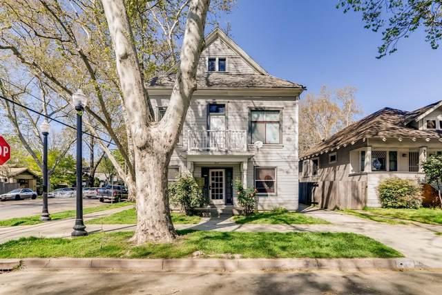 2801 D Street, Sacramento, CA 95816 (MLS #221030466) :: CARLILE Realty & Lending