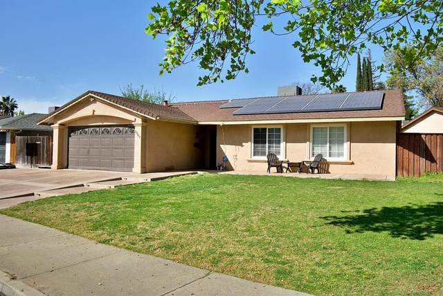 3307 N Monte Vista Court, Merced, CA 95340 (MLS #221031295) :: Keller Williams Realty