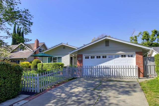 2403 Whittier Drive, Davis, CA 95618 (MLS #221031398) :: eXp Realty of California Inc