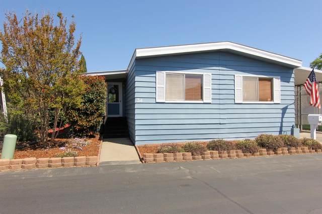 6900 Almond Avenue #34, Orangevale, CA 95662 (MLS #221031436) :: eXp Realty of California Inc