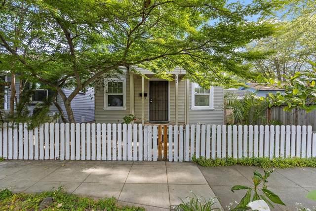 421 U Street, Sacramento, CA 95818 (#221031515) :: Jimmy Castro Real Estate Group