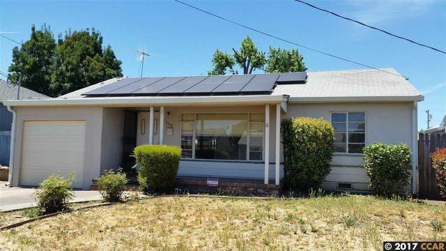 2736 Dolores Street, Antioch, CA 94509 (#221031643) :: Rapisarda Real Estate