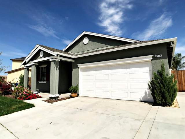 1116 Mt Etna Street, Manteca, CA 95337 (MLS #221031671) :: Heidi Phong Real Estate Team