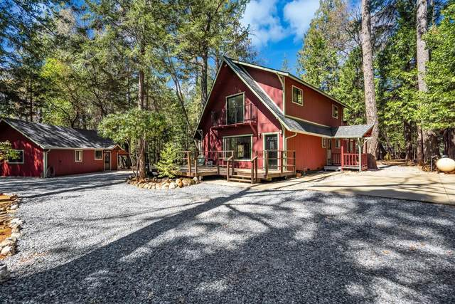 5677 Cold Springs Drive, Foresthill, CA 95631 (MLS #221031779) :: eXp Realty of California Inc
