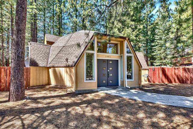 1481 Pioneer Trail, South Lake Tahoe, CA 96150 (MLS #221031973) :: eXp Realty of California Inc