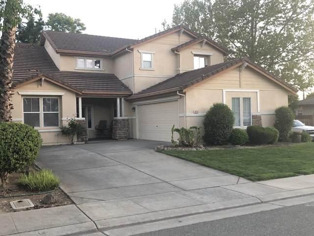5420 Harston Court, Antelope, CA 95843 (MLS #221032040) :: CARLILE Realty & Lending