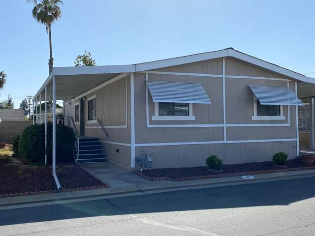 1200 S Carpenter Road #147, Modesto, CA 95351 (MLS #221032394) :: eXp Realty of California Inc