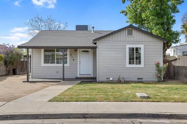 218 W Wetmore Street, Manteca, CA 95337 (MLS #221032477) :: eXp Realty of California Inc