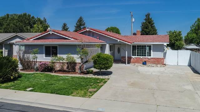 6601 Narcisco Way, Hughson, CA 95326 (MLS #221032803) :: Live Play Real Estate | Sacramento