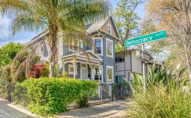 414 E 15th Street, Sacramento, CA 95814 (MLS #221032895) :: Heidi Phong Real Estate Team