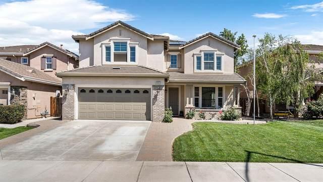 4602 Glenhaven Drive, Tracy, CA 95377 (MLS #221033231) :: The MacDonald Group at PMZ Real Estate