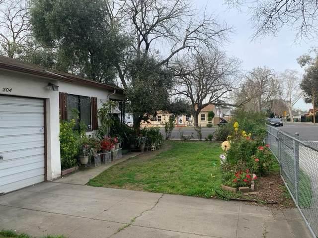 504 E Sonoma Avenue, Stockton, CA 95204 (MLS #221033630) :: eXp Realty of California Inc